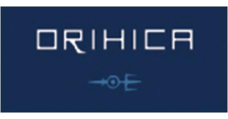 「ORIHICA」ロゴ