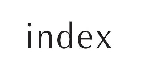 「INDEX」ロゴ