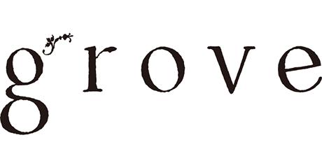 「grove」ロゴ